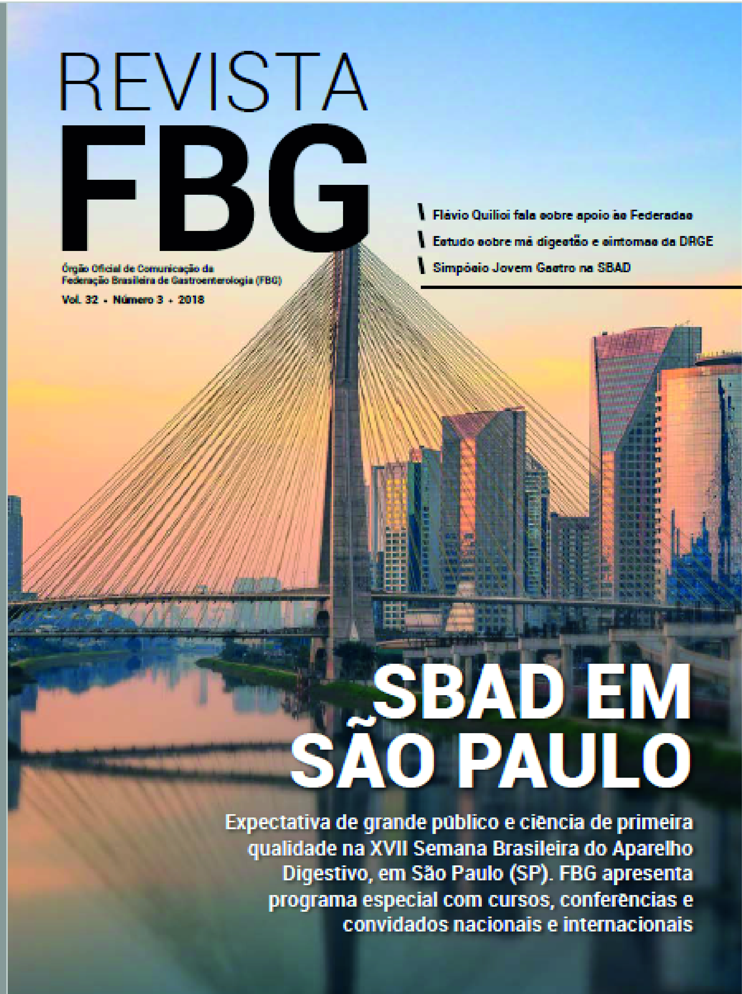 Revista FBG Vol. 32 Nº 3 - 2018