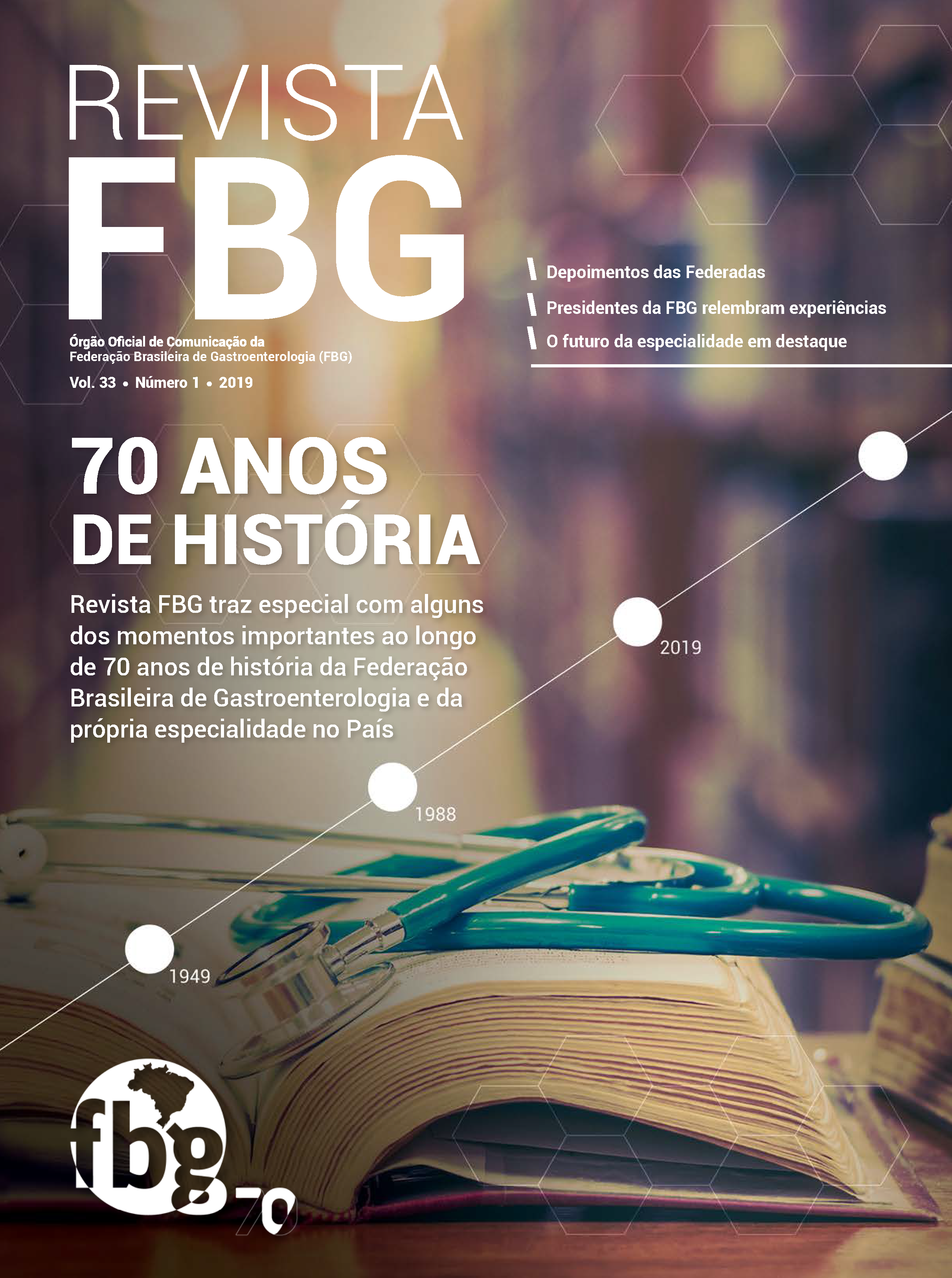 Revista FBG Vol. 33 Nº 1 - 2019