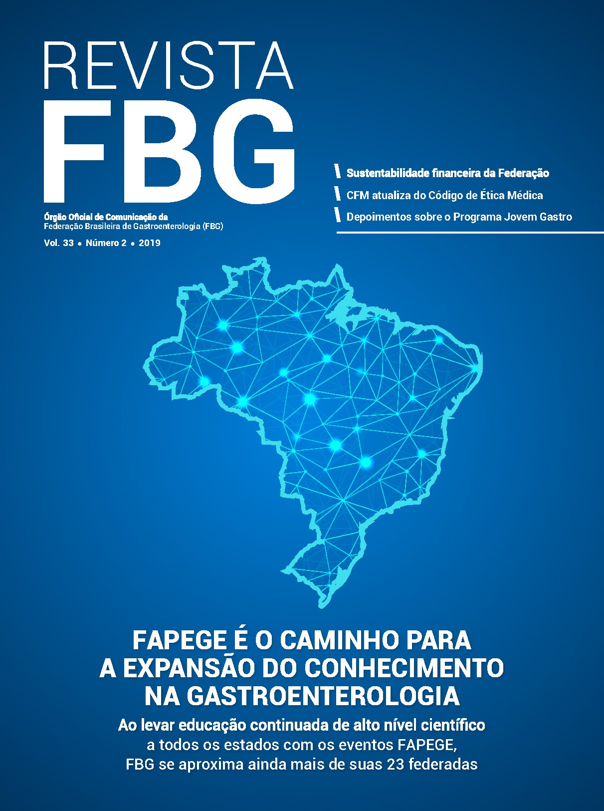 Revista FBG Vol. 33 Nº 2 - 2019