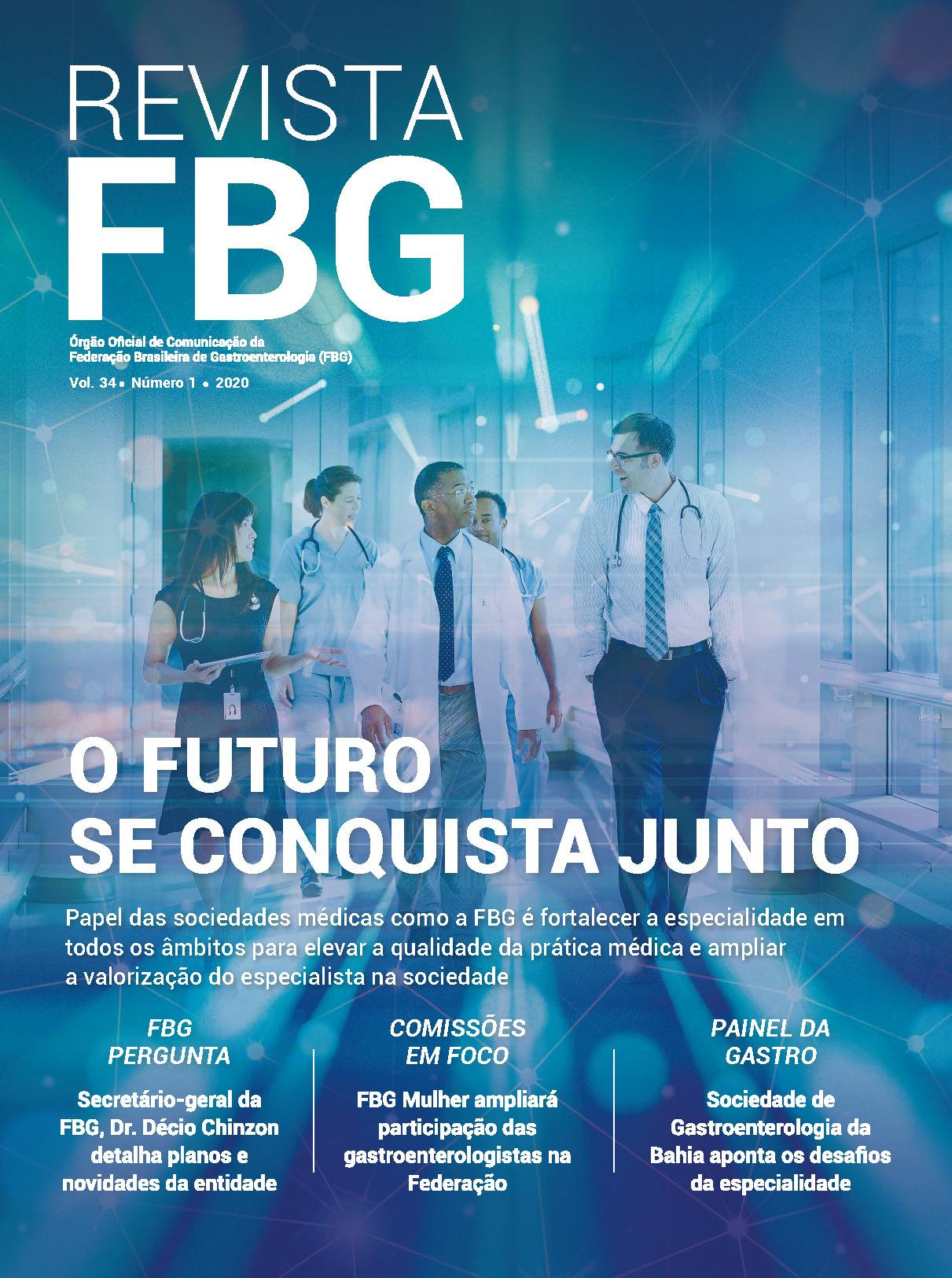 REVISTA FBG Vol. 34 - Nº 1 - 2020